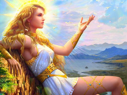 Dioses Griegos, Afrodita
