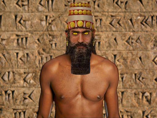 Enlil - Mitología Sumeria