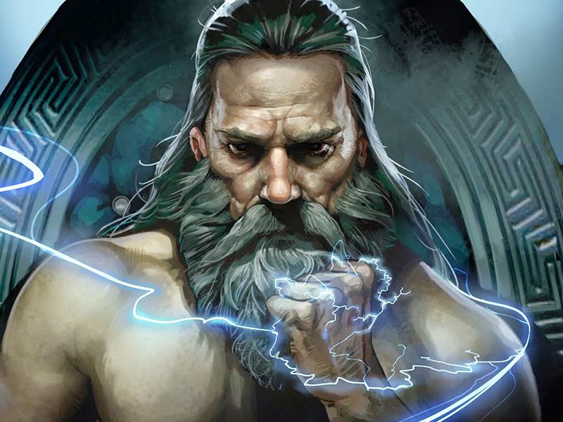 Zeus Mitología Griega